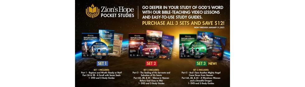 Rapture & Wrath BUNDLE -- SETS 1, 2, & 3
