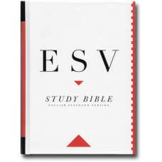 ESV (English Standard Version) Study Bible - Hardback