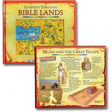 Journeys Through Bible Lands (Candle Discovery Series)
