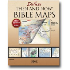 """Rose Deluxe """"Then and Now"""" Bible Maps"""