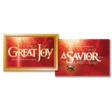 Good Tidings of Great Joy - 1 Pack/10 Cards