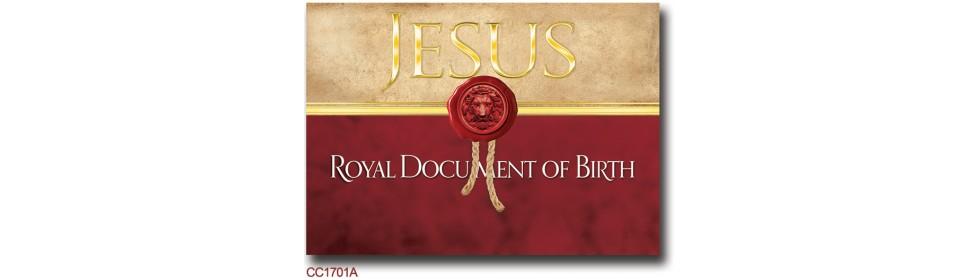 Royal Document