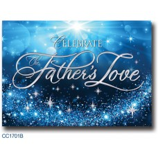 Celebrate the Father's Love - 1 Pack/10 Cards