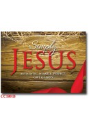 Simply Jesus - 1 Pack/10 Cards