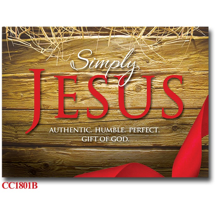 2018 Zion\'s Hope Limited-Edition Christmas Cards