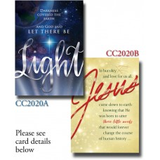 2020 Zion's Hope Limited-Edition Christmas Cards