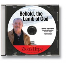Behold, the Lamb of God - 1 CD