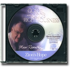 Gospel and God's Righteousness - 1 CD
