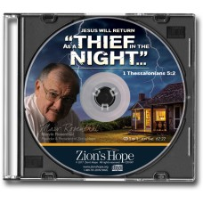 As a Thief in the Night - 1 CD