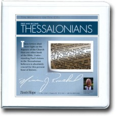 First and Second Thessalonians - 10 CDs