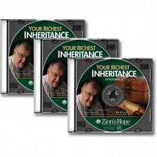 Your Richest Inheritance - Ephesians 1 - 3 CDs