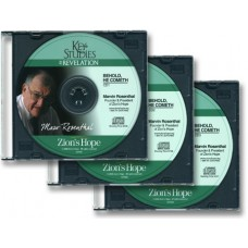 Key Studies in Revelation - Set A: Behold He Cometh - 3 CDs
