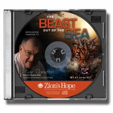 The Beast Out of the Sea - Revelation 13 - 1 CD