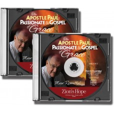 The Apostle Paul: Passionate for the Gospel of Grace - 2 CDs