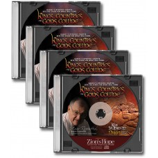Key Studies in Daniel - Set A: Kings, Countries, and Gods Collide - 4 CDs