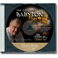 Key Studies in Daniel - Set E: The Conquest of Babylon - 1 CD