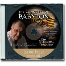Key Studies in Daniel - Set E: The Conquest of Babylon - 1 CD