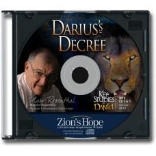 Key Studies in Daniel - Set F: Darius's Decree - 1 CD