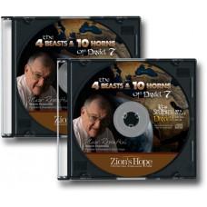 Key Studies in Daniel - Set G: The 4 Beasts and 10 Horns of Daniel 7 - 2 CDs