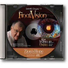 Key Studies in Daniel - Set K: The Final Vision (Cont'd) - 1 CD