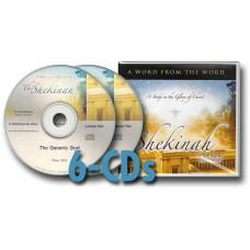 The Shekinah Glory - 6-CDs