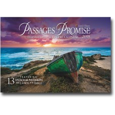 """2018 Zion's Hope """"Passages of Promise"""" 13-Month Calendar"""
