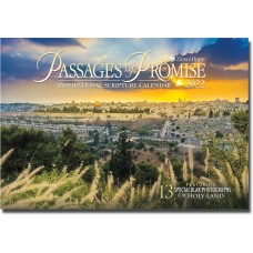 """2022 Zion's Hope """"Passages of Promise"""" 13-Month Calendar"""