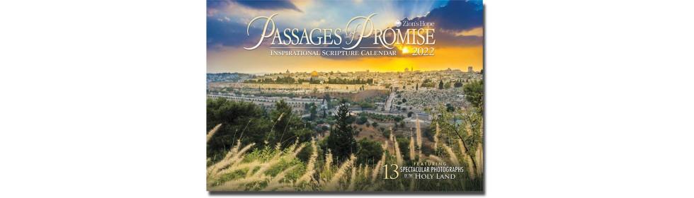 "2022 Zion's Hope ""Passages of Promise"" Calendar"