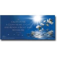 Create in Me - WitnessWord Card