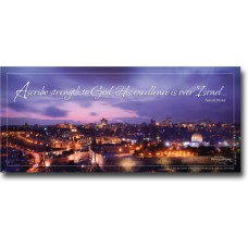 Ascribe Strength to God - WitnessWord Card