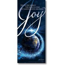 Joy to the World - WitnessWord Card