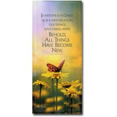 Behold All Things Have Become New - WitnessWord Card