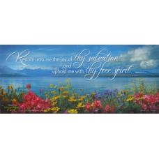 Joy of Thy Salvation - WitnessWord Card