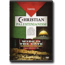 Exposing Christian Palestinianism - DVD