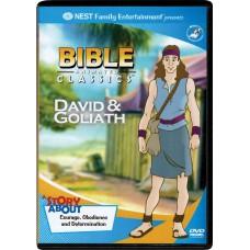 David & Goliath - DVD
