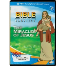 The Miracles of Jesus - DVD