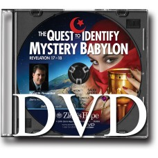 The Quest to Identify Mystery Babylon: Revelation 17-18 - DVD