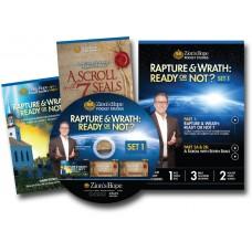 Rapture & Wrath DVD - SINGLE Set 1