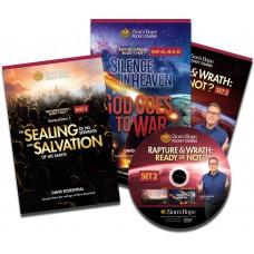 Rapture & Wrath DVD - SINGLE Set 2