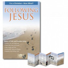 Following Jesus Pamphlet
