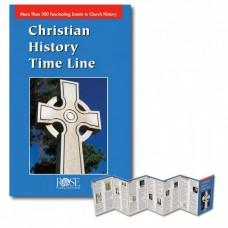 Christian History Time Line Pamphlet