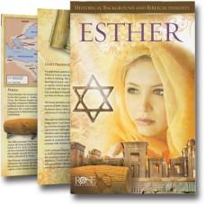 Esther - Pamphlet