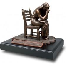 Praying Woman (Large) Sculpture