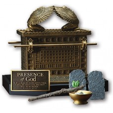 The Ark of the Covenant Sculpture