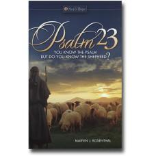 Psalm 23 - Single Booklet