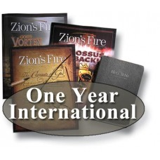 Zion`s Fire - Int`l - One-Year Subscription