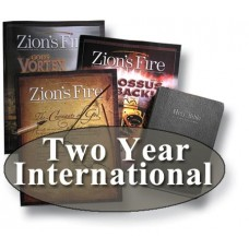 Zion`s Fire - Int`l - Two-Year Subscription