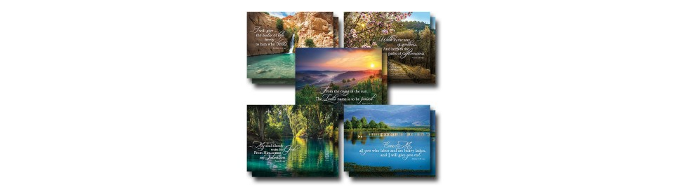 Zion's Hope Notecards
